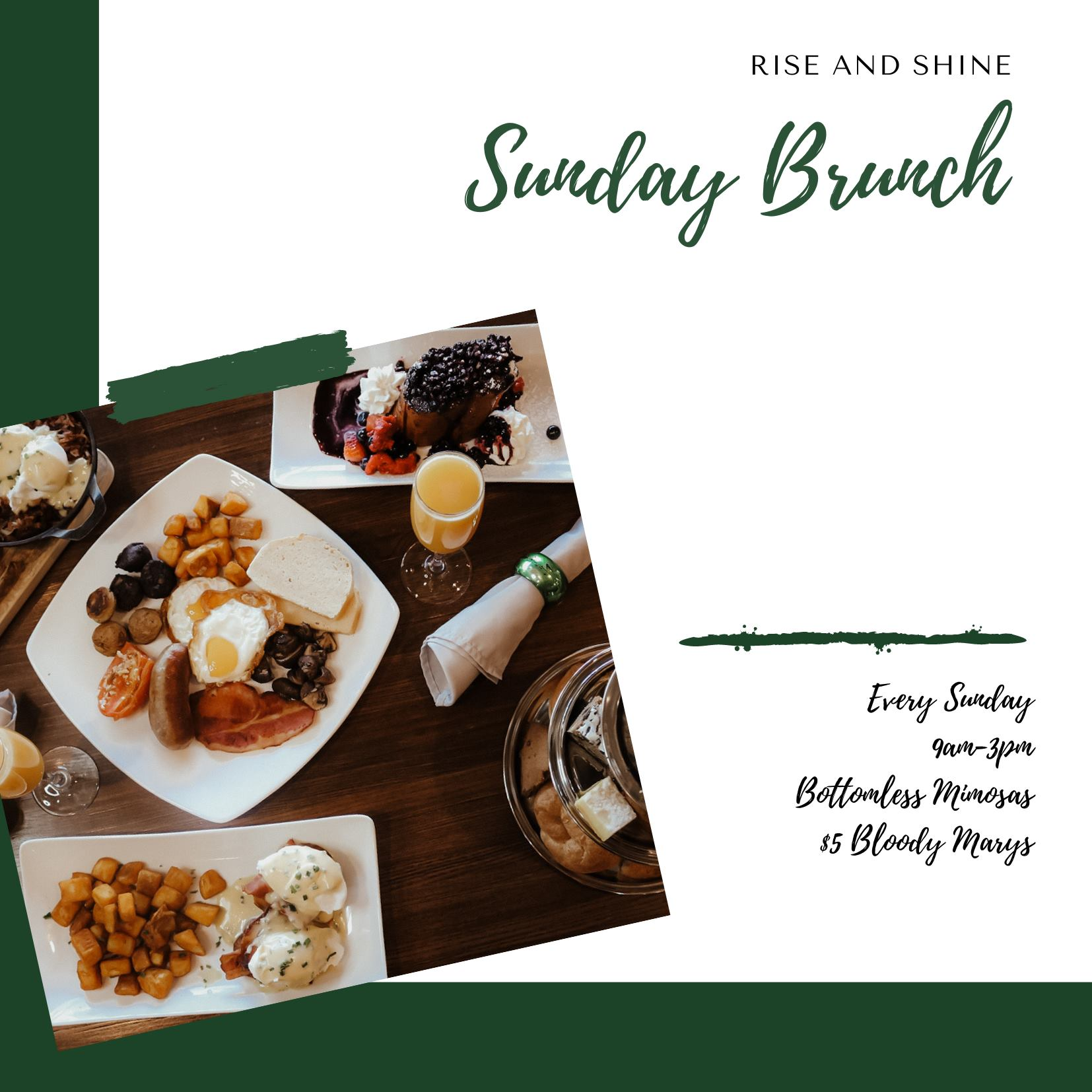 Irish Brunch with McGrath's