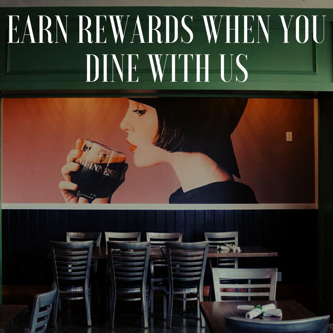 Earn Rewards When You Dine with Us!